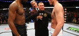 EXCLUSIVE: Chael Sonnen and Bones Jones Square Off Again!