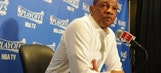 Doc Rivers: It's never fun when 'real life comes into our make-believe jobs'