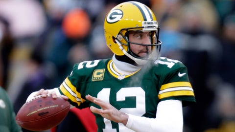 Packers QB Aaron Rodgers, $22 million