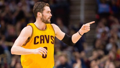 Kevin Love (San Antonio Spurs)