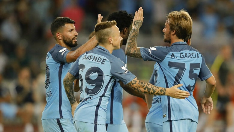 Manchester City will have to go through Steaua Bucharest to make Champions League