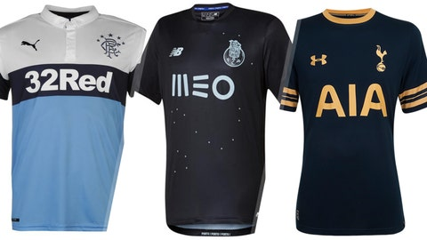 Best kits of the upcoming season