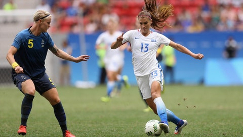 Forward: Alex Morgan