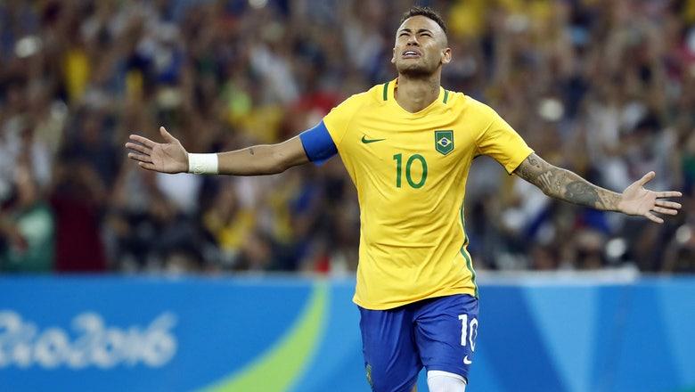 Watch Neymar score gold medal-winning PK, give Brazil dream finish to Rio 2016