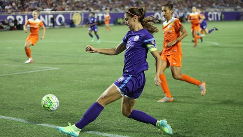 Orlando Pride: Forward or attacking mid