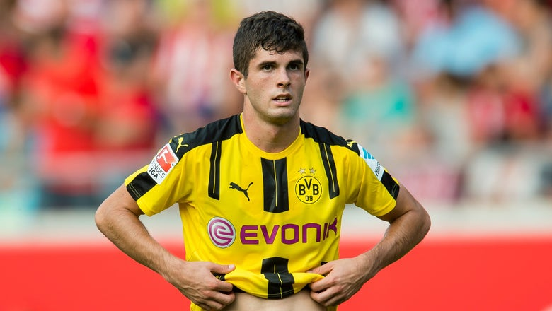 Is there a place for Christian Pulisic in the new-look Borussia Dortmund?