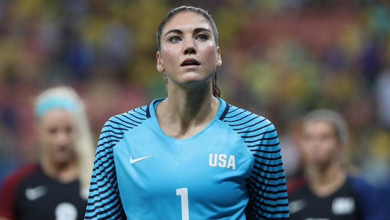 Hope Solo is off the USWNT for now — and it's probably a good thing for on-field reasons