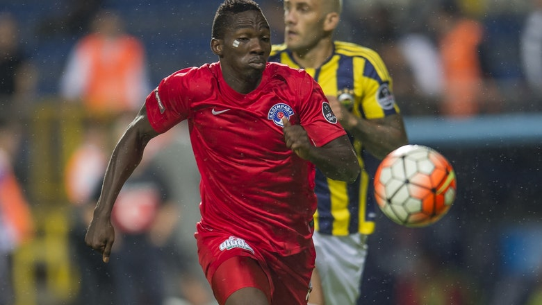Loan watch: Kenneth Omeruo signs extension, goes on loan to Alanyaspor
