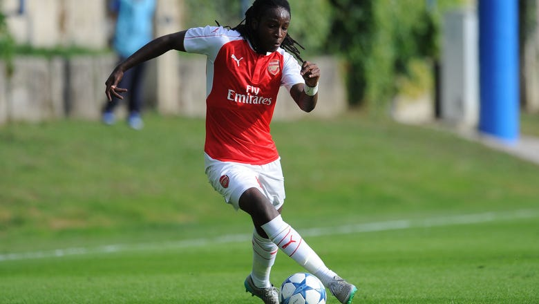 Arsenal: Tafari Moore International Glimpse Bigger Than Nothing