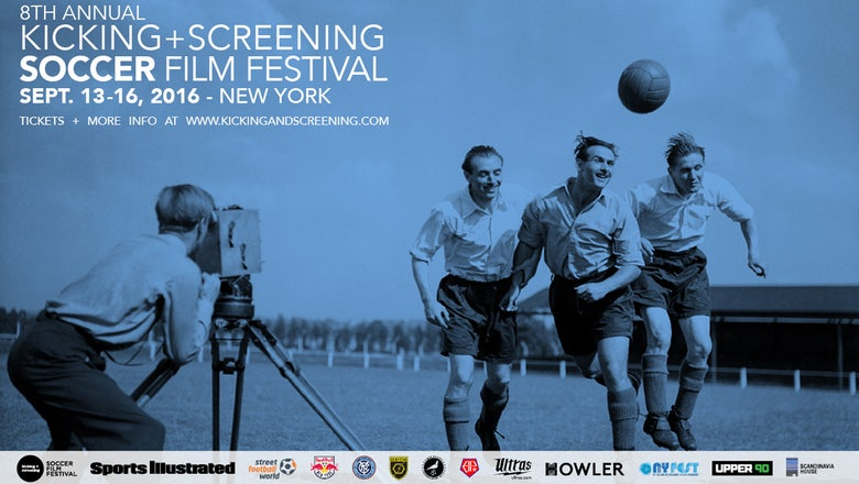 Eighth annual Kicking + Screening Soccer Film Festival kicks off in New York