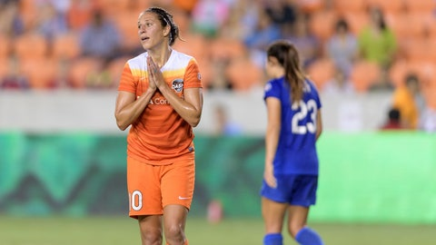 Houston Dash: Fullbacks