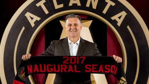 Atlanta United, Tata Martino: C-