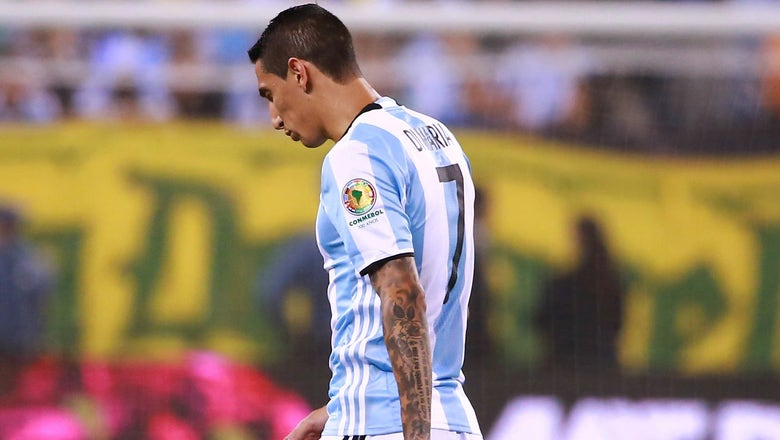 Angel Di Maria almost retired from Argentina's national team after Copa America