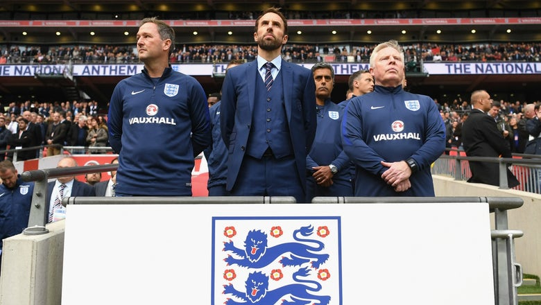 Gareth Southgate moves one step closer to being England's permanent manager