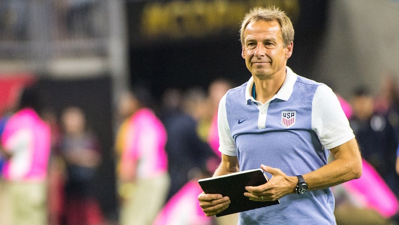 Jurgen Klinsmann makes big changes to USMNT roster for New Zealand friendly
