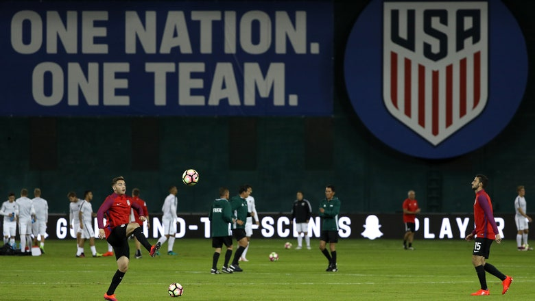 USMNT friendly vs. New Zealand sets record low mark for attendance