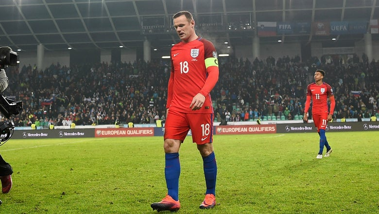 England move firmly into the post-Rooney era against Slovenia