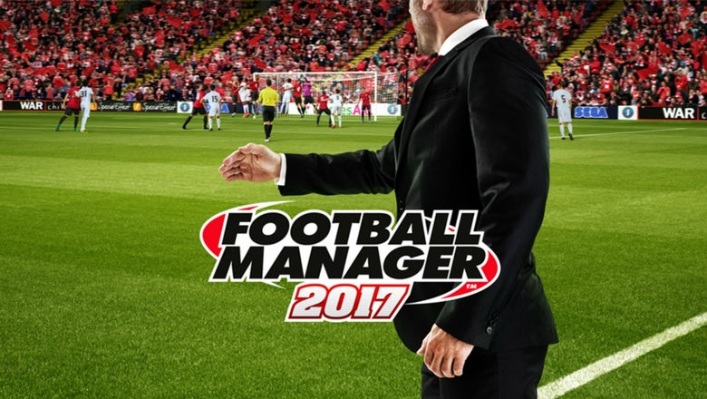 The new Football Manager game includes Brexit scenarios