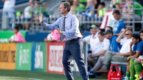 Sigi Schmid is fired, Brian Schmetzer takes over