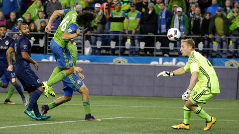 Can the Seattle Sounders finally make MLS Cup after a rollercoaster year?
