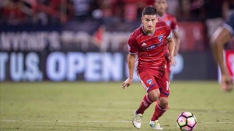 FC Dallas - Mauro Diaz: $881,000
