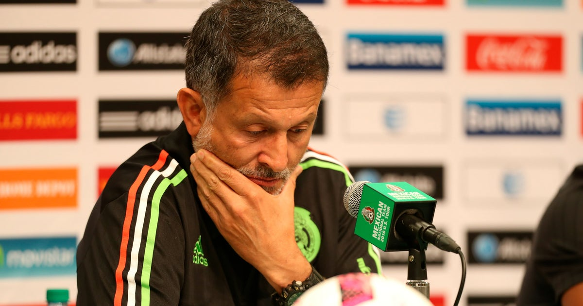 Mexico names roster for upcoming World Cup qualifiers against Costa Rica, T&T | FOX Sports