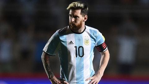 The verdict: Argentina