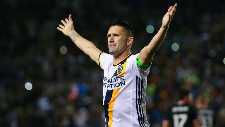 Robbie Keane to leave LA Galaxy after incredible tenure