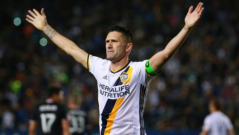 Another star departure: Robbie Keane to leave LA Galaxy