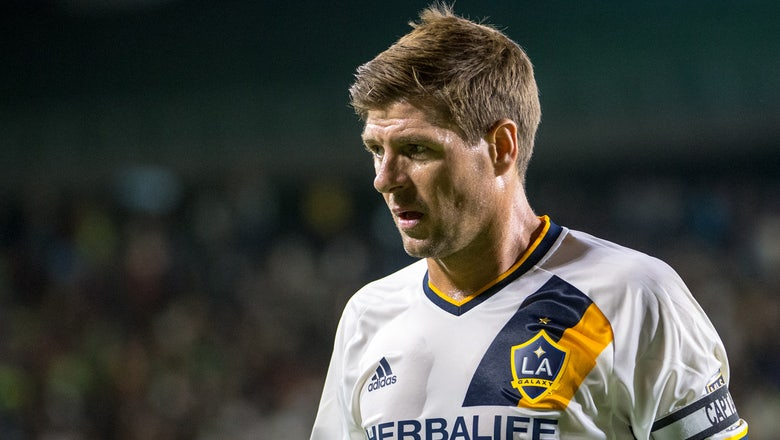 Steven Gerrard reportedly in talks with MK Dons over manager role