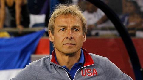 Jurgen Klinsmann fired