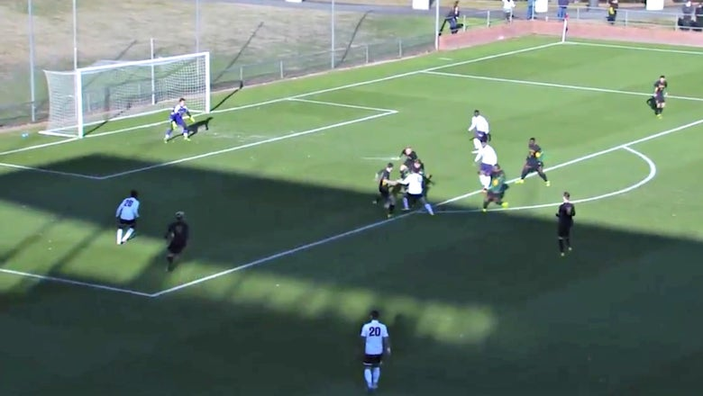 UVA player beats five defenders by himself to score golden golazo