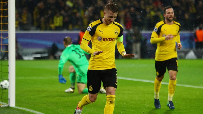 Dortmund and Legia Warsaw break record for most goals in a Champions League game