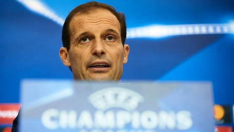 Allegri Admits Poor Second Half Cost Juventus 2017 UCL Title