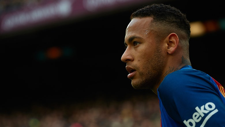 Spanish prosecutors call for Neymar to serve two-year prison sentence