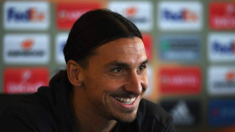 Zlatan will continue to 'shine' in Manchester as United extend his contract another year