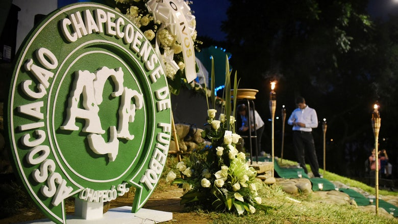 Chapecoense won't be forced to play season finale vs. Atletico Mineiro