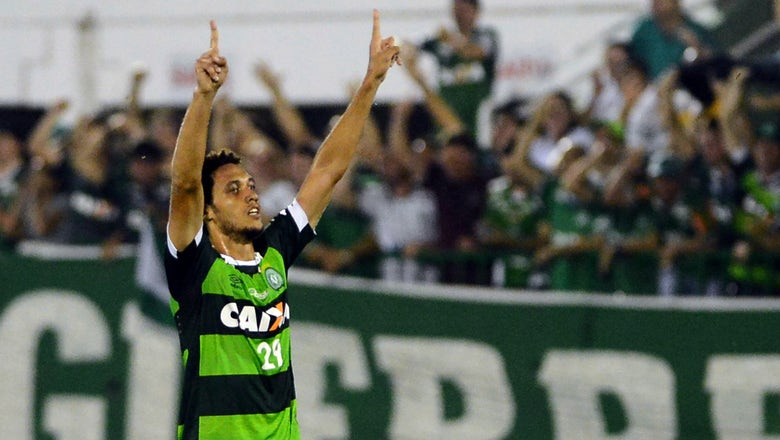 Watch Chapecoense survivor Neto take his first steps without crutches