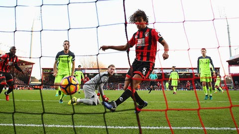 December 4th: Bournemouth 4-3 Liverpool