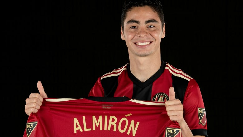 Atlanta United take ambition to another level with signing of Miguel Almiron