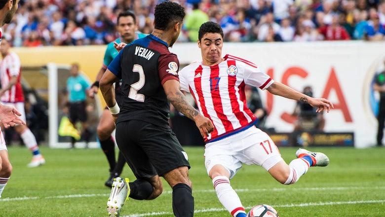 Atlanta United signs Paraguayan playmaker Miguel Almiron