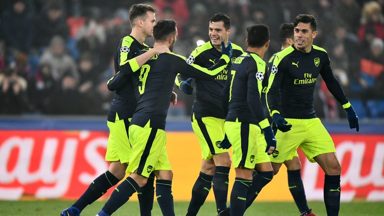 Arsenal got lucky with top spot in Champions League; now they have to take advantage