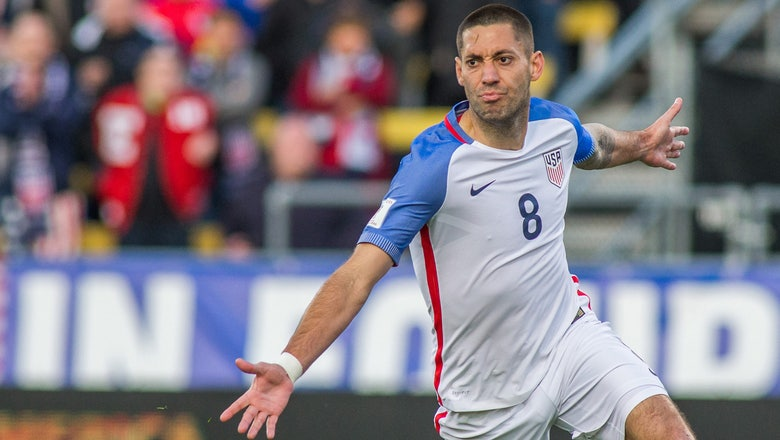Bruce Arena says Clint Dempsey will be coming off the bench for the USMNT