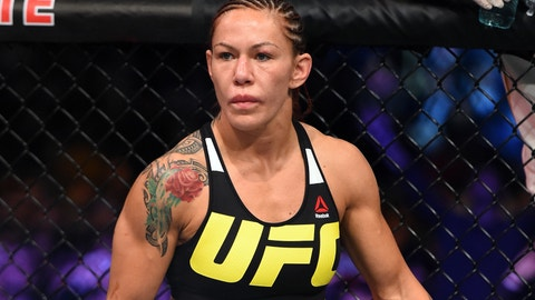 Jessica Andrade volunteers to 'hit' Angela Magana after Cyborg altercation