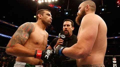 Fabricio Werdum vs. Travis Browne