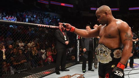 Jones could return to UFC with Cormier title rematch