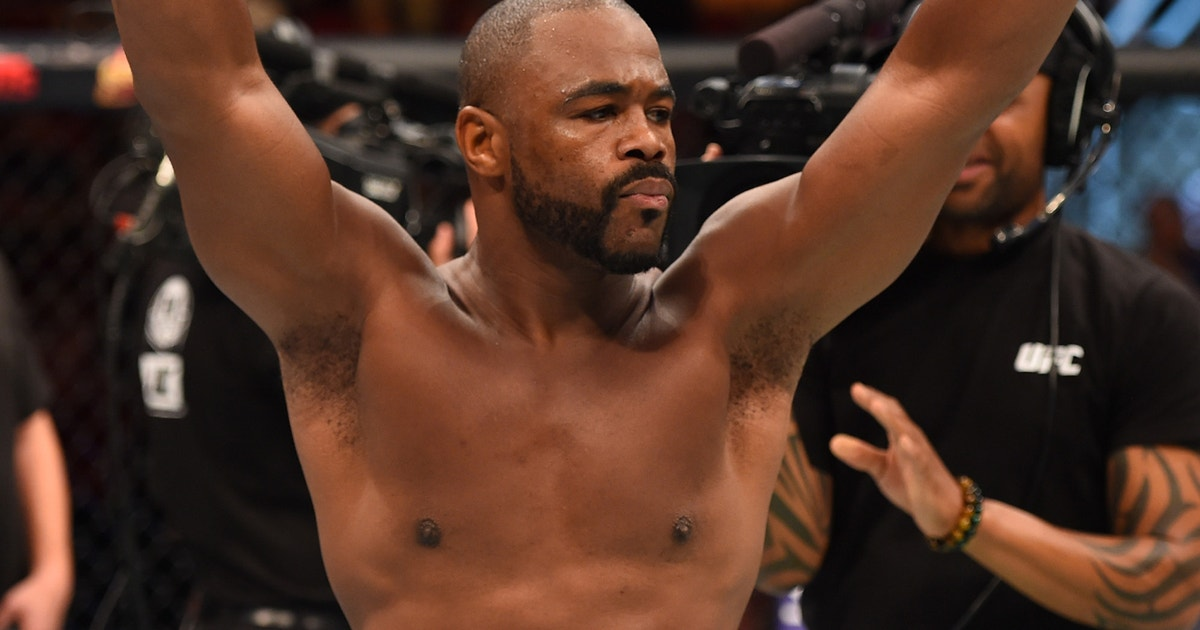 Rashad Evans vs. Dan Kelly in the works for UFC 209