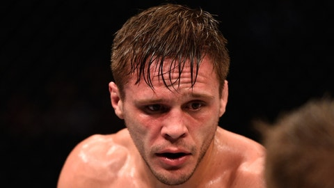 UFC Fighter Michael Graves Released After Arrest Charge