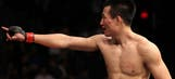 'The Korean Zombie' calls out a legend in his return to the UFC