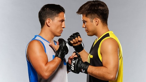 Joseph Benavidez vs. Henry Cejudo